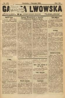 Gazeta Lwowska. 1926, nr172