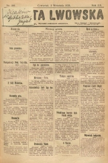 Gazeta Lwowska. 1926, nr199
