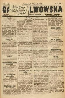 Gazeta Lwowska. 1926, nr202