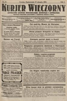 Kurjer Wieczorny : poświęcony sprawom ekonomicznym, giełdowym i politycznym. 1923, nr10