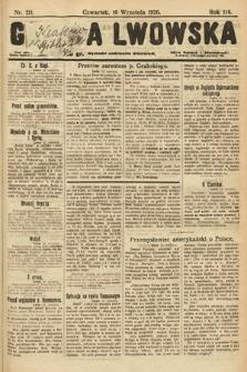 Gazeta Lwowska. 1926, nr211