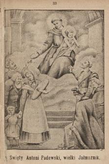 Głos Św. Antoniego z Padwy. 1899, nr2