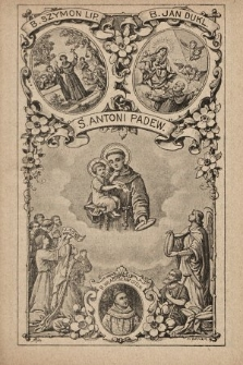 Głos Św. Antoniego z Padwy. 1899, nr8