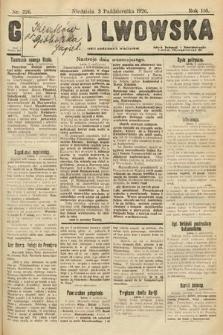 Gazeta Lwowska. 1926, nr226