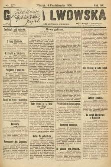 Gazeta Lwowska. 1926, nr227