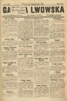 Gazeta Lwowska. 1926, nr239