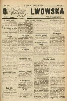 Gazeta Lwowska. 1926, nr256