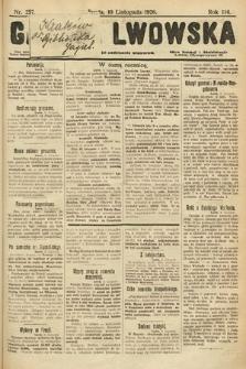 Gazeta Lwowska. 1926, nr257