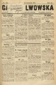 Gazeta Lwowska. 1926, nr266