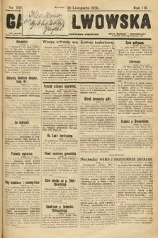 Gazeta Lwowska. 1926, nr269