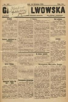 Gazeta Lwowska. 1926, nr287