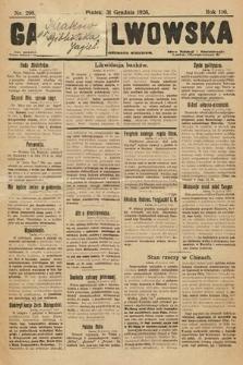 Gazeta Lwowska. 1926, nr298