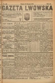 Gazeta Lwowska. 1920, nr189