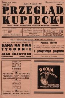 Przegląd Kupiecki : organ Związku Stowarzyszeń Kupieckich Małopolski Zachodniej. 1938, nr4