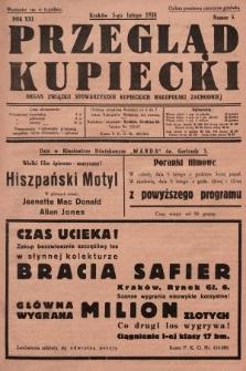 Przegląd Kupiecki : organ Związku Stowarzyszeń Kupieckich Małopolski Zachodniej. 1938, nr5