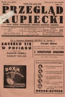 Przegląd Kupiecki : organ Związku Stowarzyszeń Kupieckich Małopolski Zachodniej. 1938, nr10