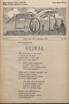 Lot : dwutygodnik młodzieży. 1929, nr10
