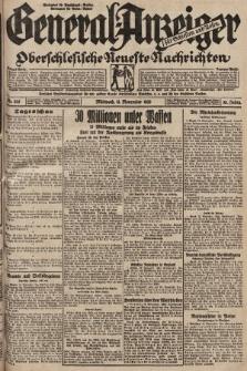 General-Anzeiger für Schlesien und Posen : oberschlesische Neuste Nachrichten. 1929, nr265