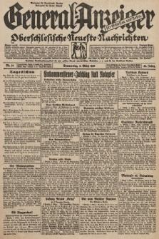 General-Anzeiger für Schlesien und Posen : oberschlesische Neuste Nachrichten. 1930, nr54