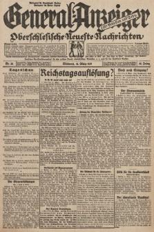 General-Anzeiger für Schlesien und Posen : oberschlesische Neuste Nachrichten. 1930, nr59
