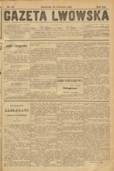 Gazeta Lwowska. 1914, nr97