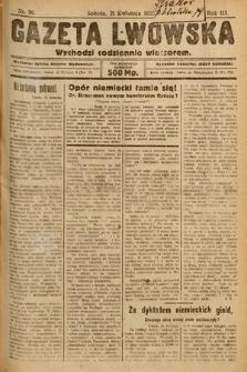 Gazeta Lwowska. 1923, nr90