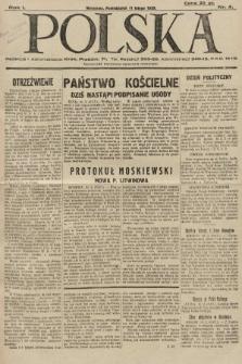 Polska. 1929, nr4