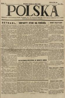 Polska. 1929, nr14