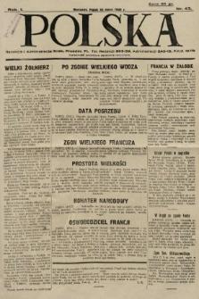Polska. 1929, nr43