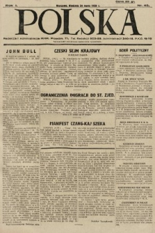 Polska. 1929, nr45