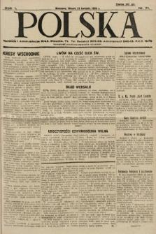 Polska. 1929, nr71