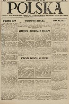 Polska. 1929, nr91