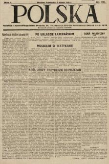 Polska. 1929, nr118