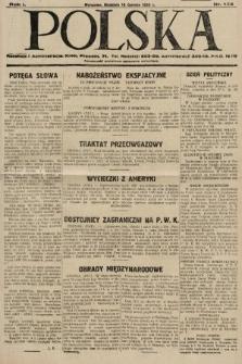 Polska. 1929, nr124