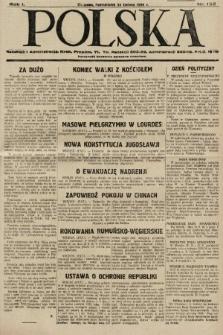 Polska. 1929, nr132