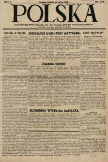 Polska. 1929, nr135