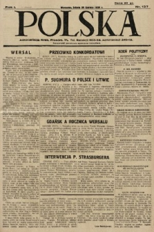 Polska. 1929, nr137