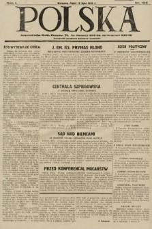 Polska. 1929, nr156