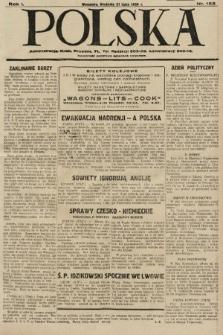 Polska. 1929, nr158