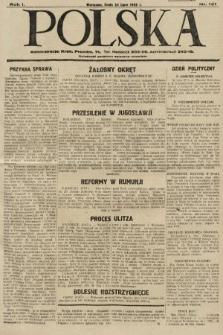Polska. 1929, nr161