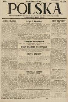 Polska. 1929, nr168
