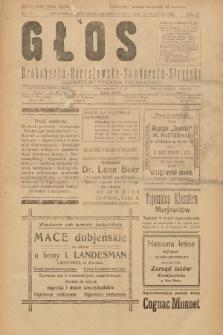 Głos Drohobycko-Borysławsko-Samborsko-Stryjski : bezpłatny tygodnik informacyjny. 1929, nr10
