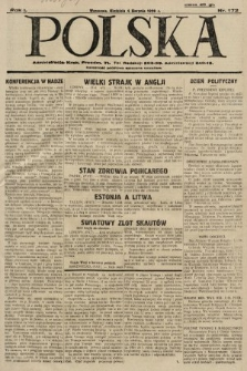 Polska. 1929, nr172
