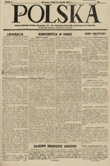 Polska. 1929, nr184