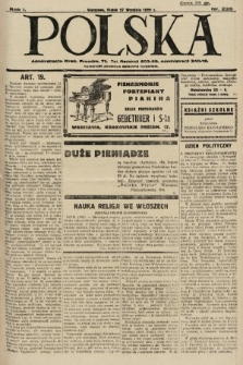 Polska. 1929, nr226