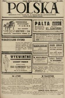 Polska. 1929, nr228