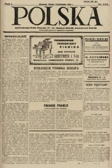 Polska. 1929, nr230