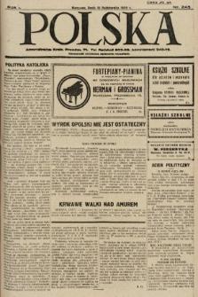 Polska. 1929, nr245
