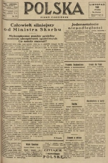 Polska. 1929, nr272