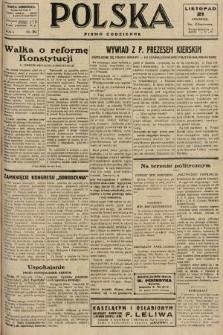 Polska. 1929, nr281